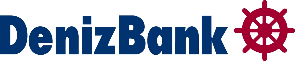 Denizbank logo wallpapers HD