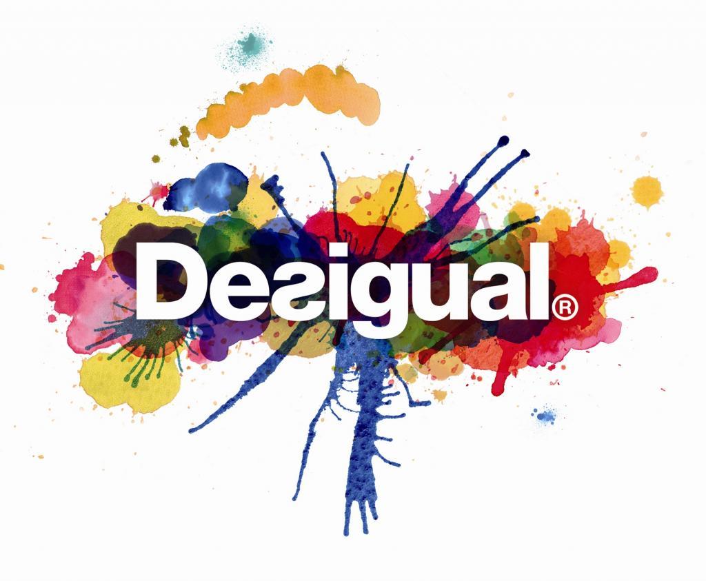 Desigual logo wallpapers HD