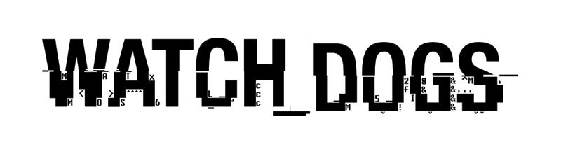 Watch Dogs logo wallpapers HD
