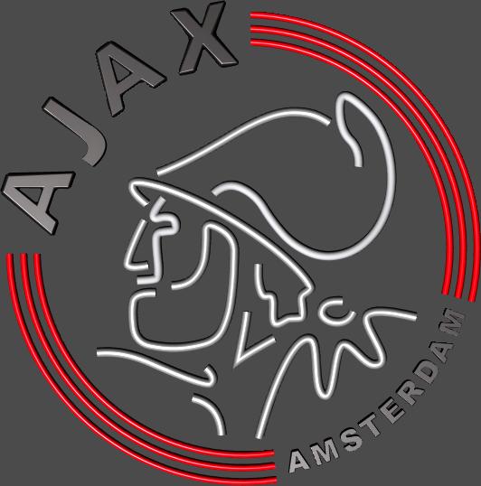 AFC Ajax Logo 3D wallpapers HD