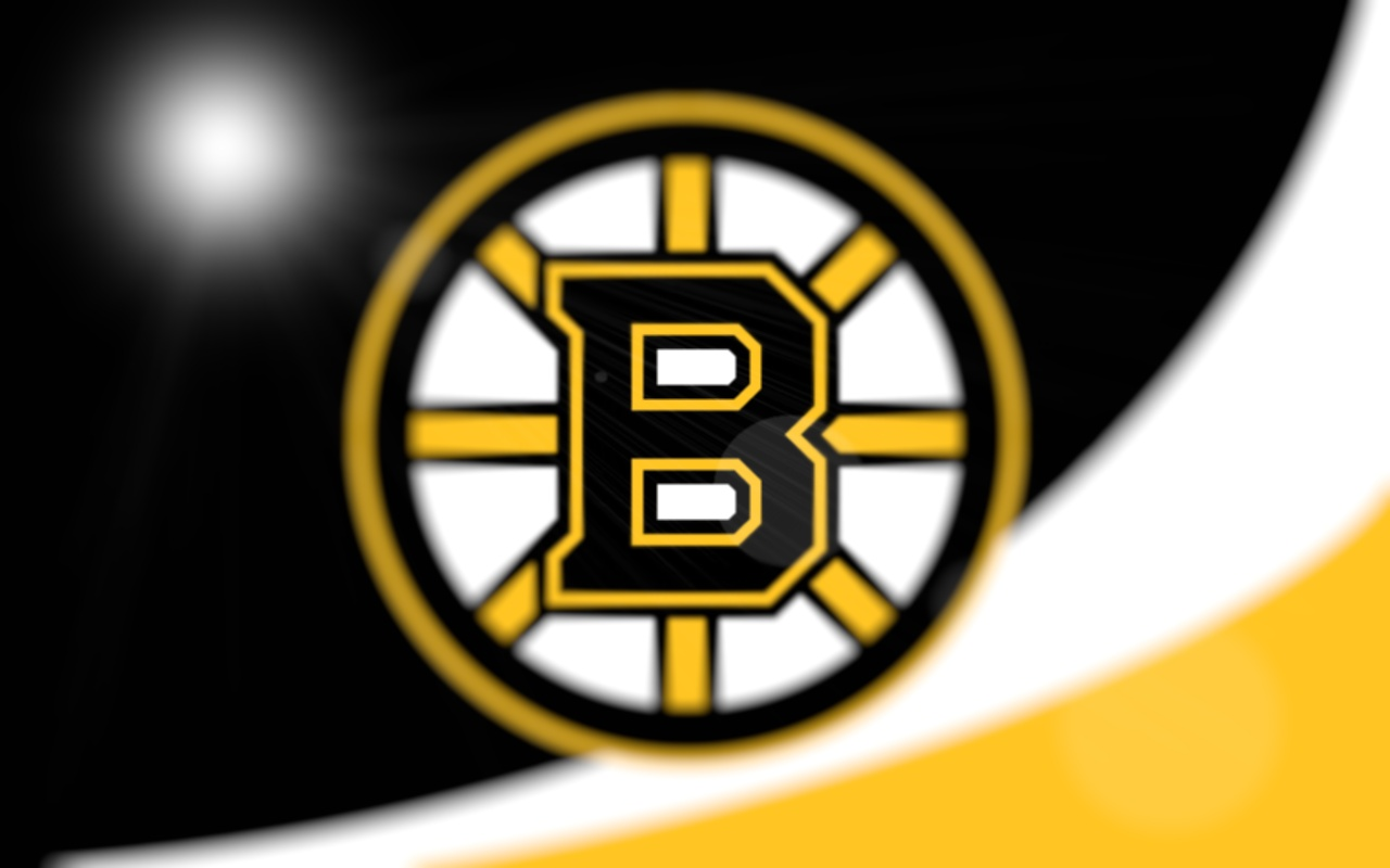 Boston Bruins Logo 3D wallpapers HD
