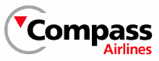 Compass Airlines logo wallpapers HD
