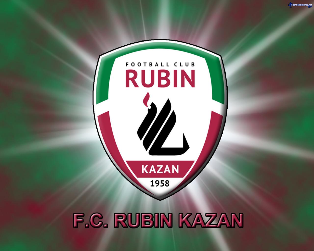 FC Rubin Kazan Symbol wallpapers HD