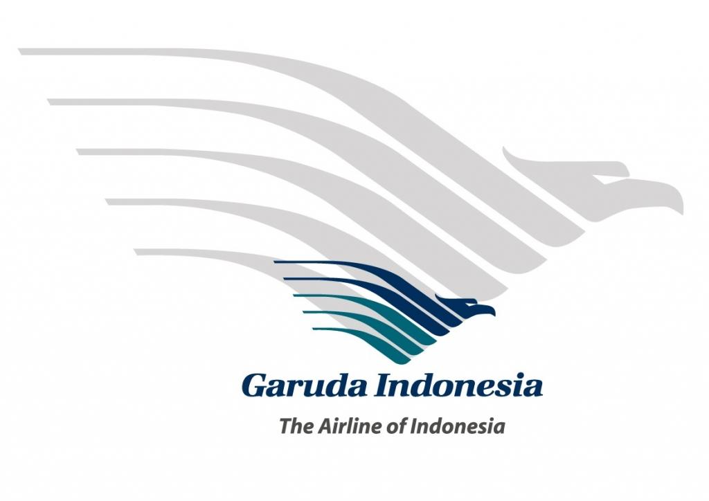Garuda Indonesia logo wallpapers HD