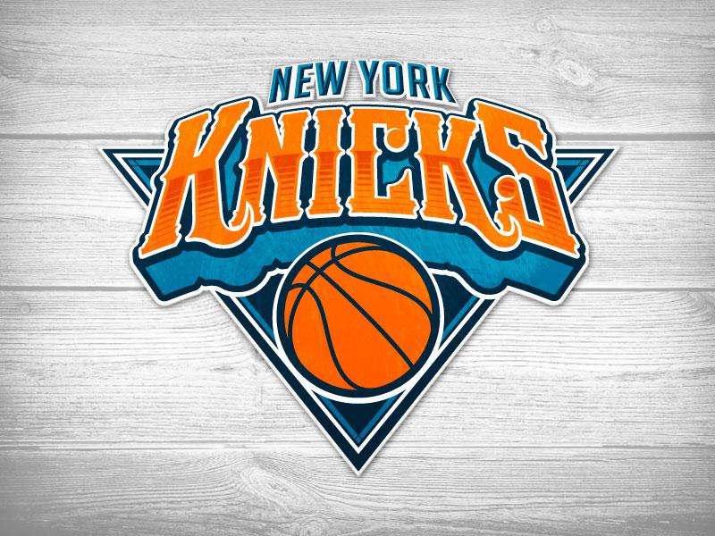 New York Knicks Logo 3D wallpapers HD