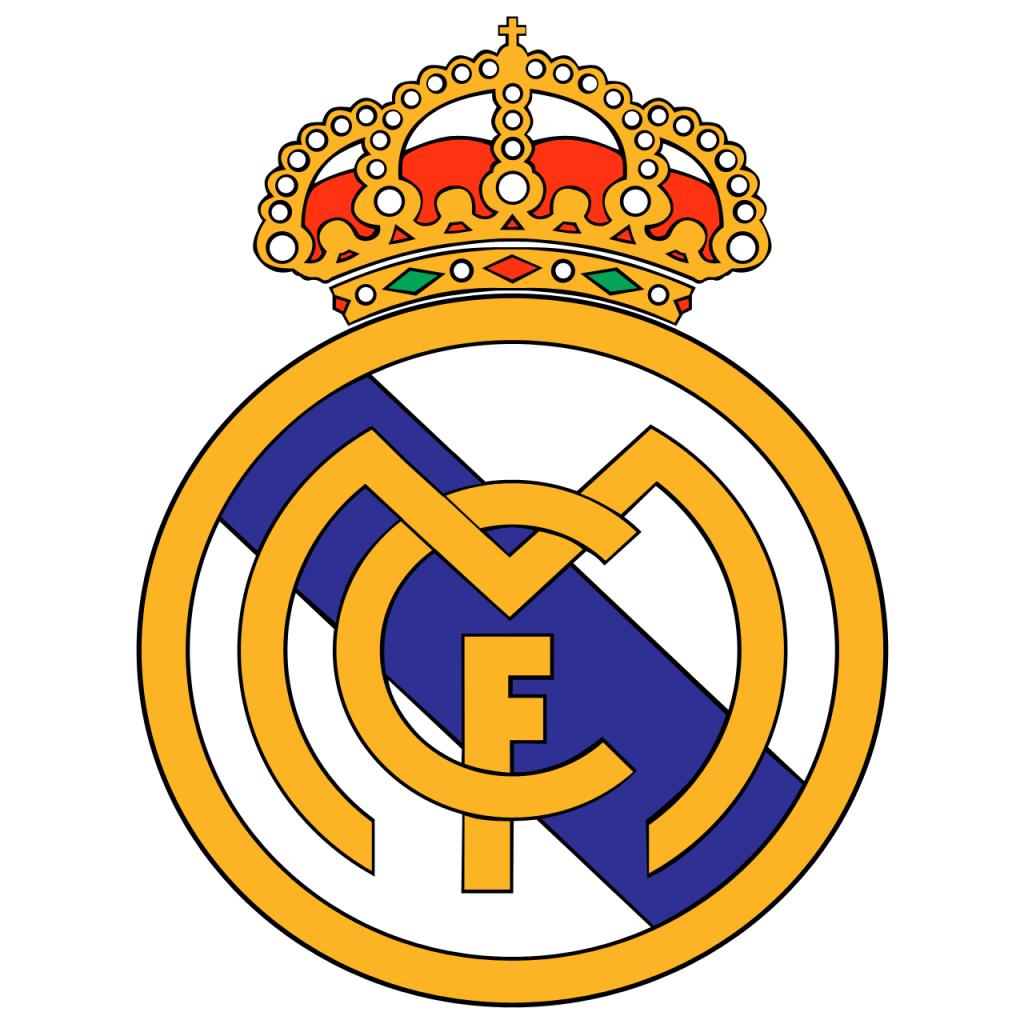 Real Madrid CF Logo wallpapers HD