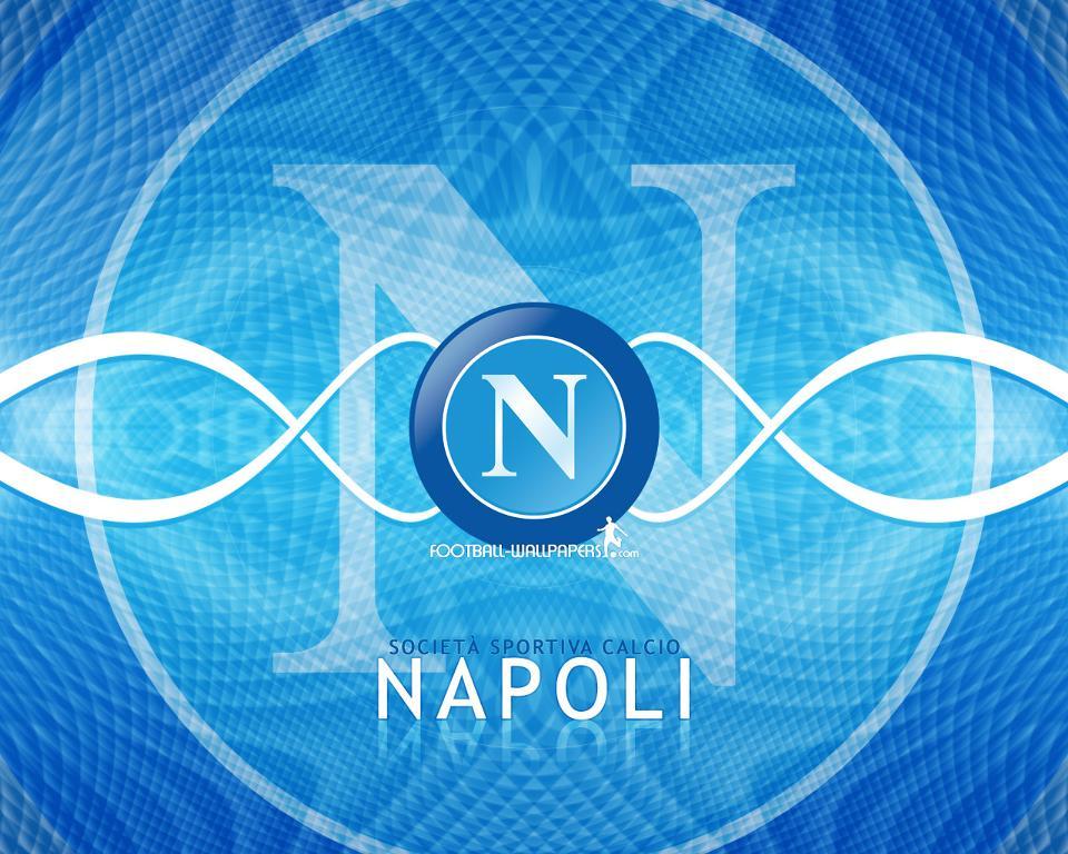 SSC Napoli Logo 3D wallpapers HD