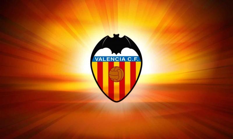 Valencia CF Logo 3D wallpapers HD