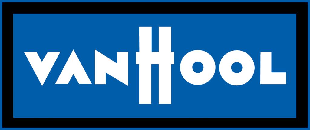 Van Hool logo wallpapers HD