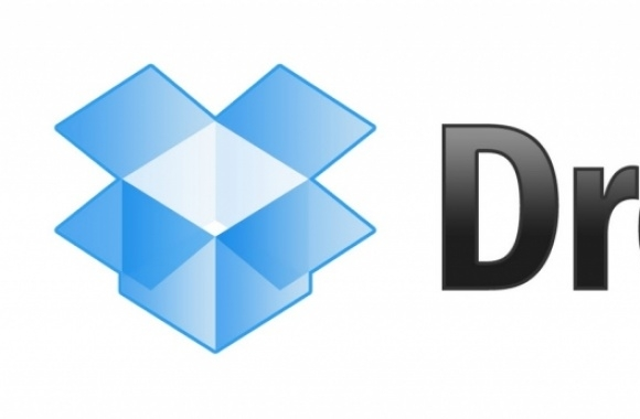 Dropbox logo download in high quality