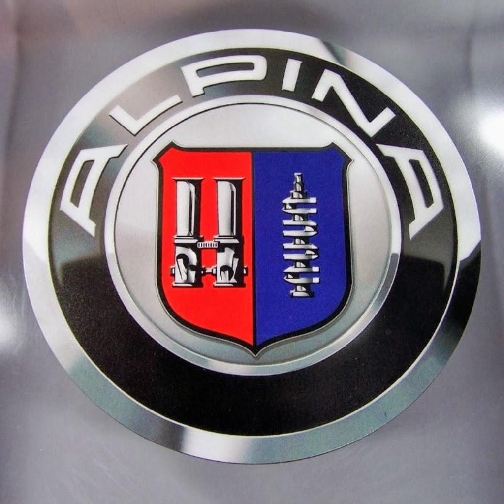 Alpina logo wallpapers HD