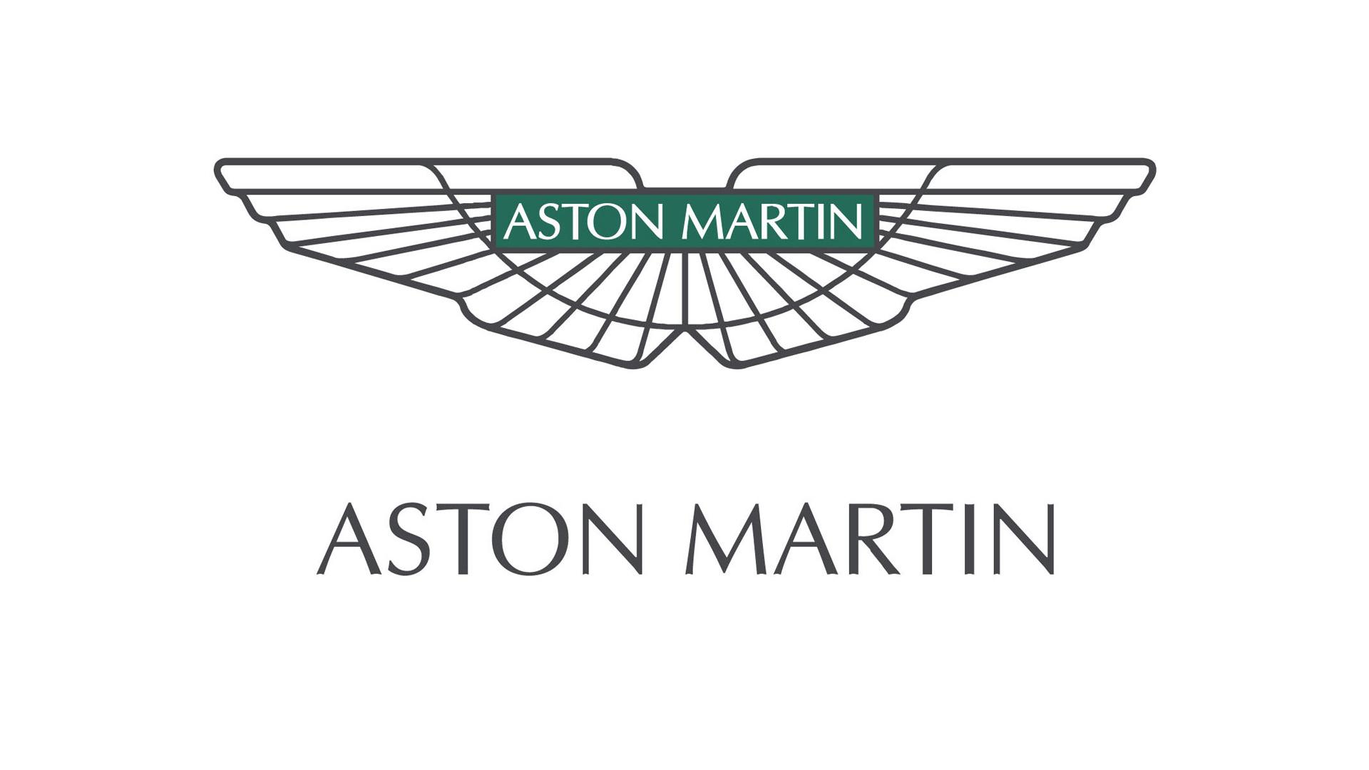 Aston Martin logo wallpapers HD