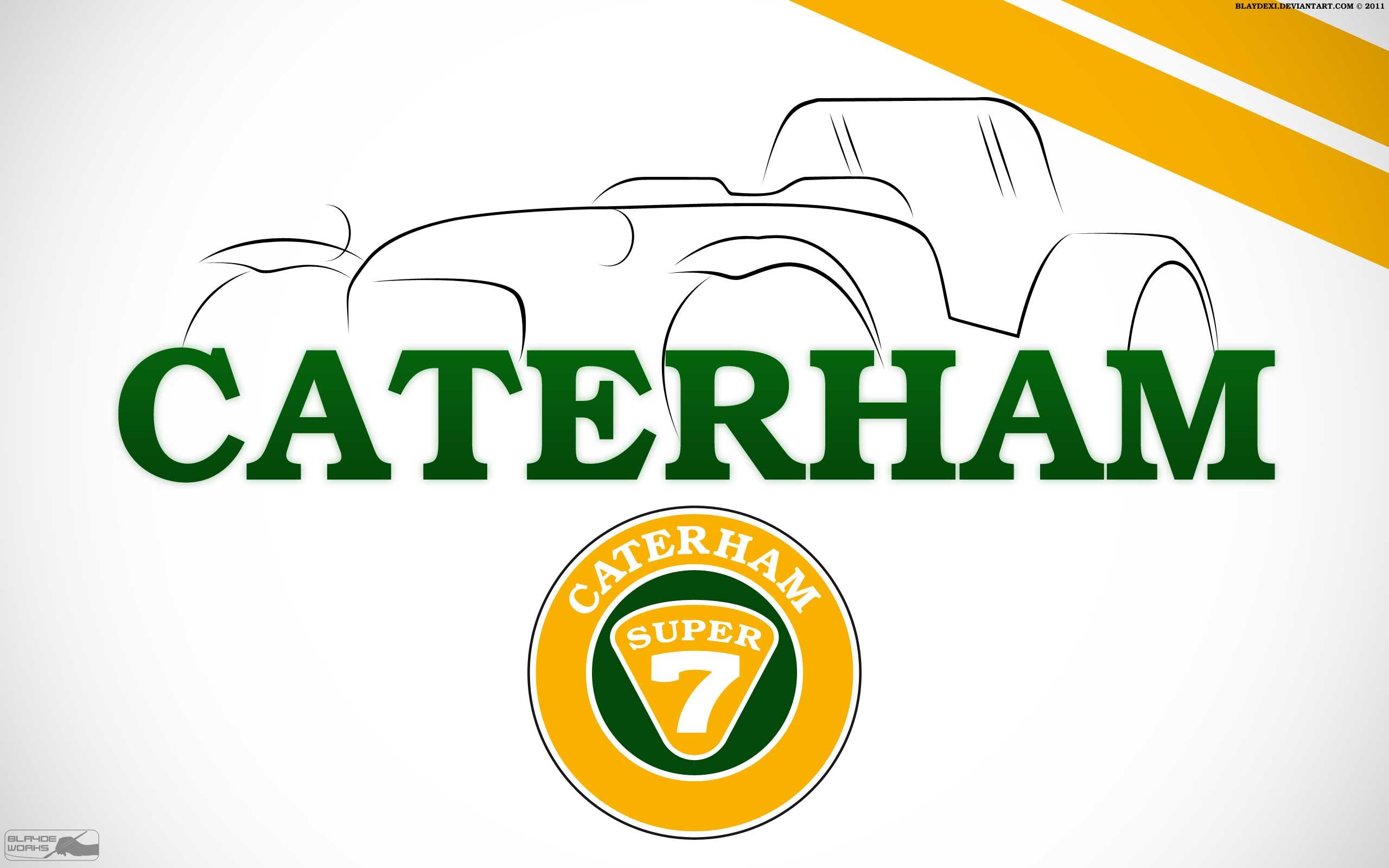 Caterham logo wallpapers HD