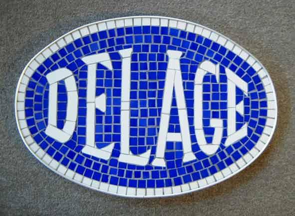 Delage logo wallpapers HD