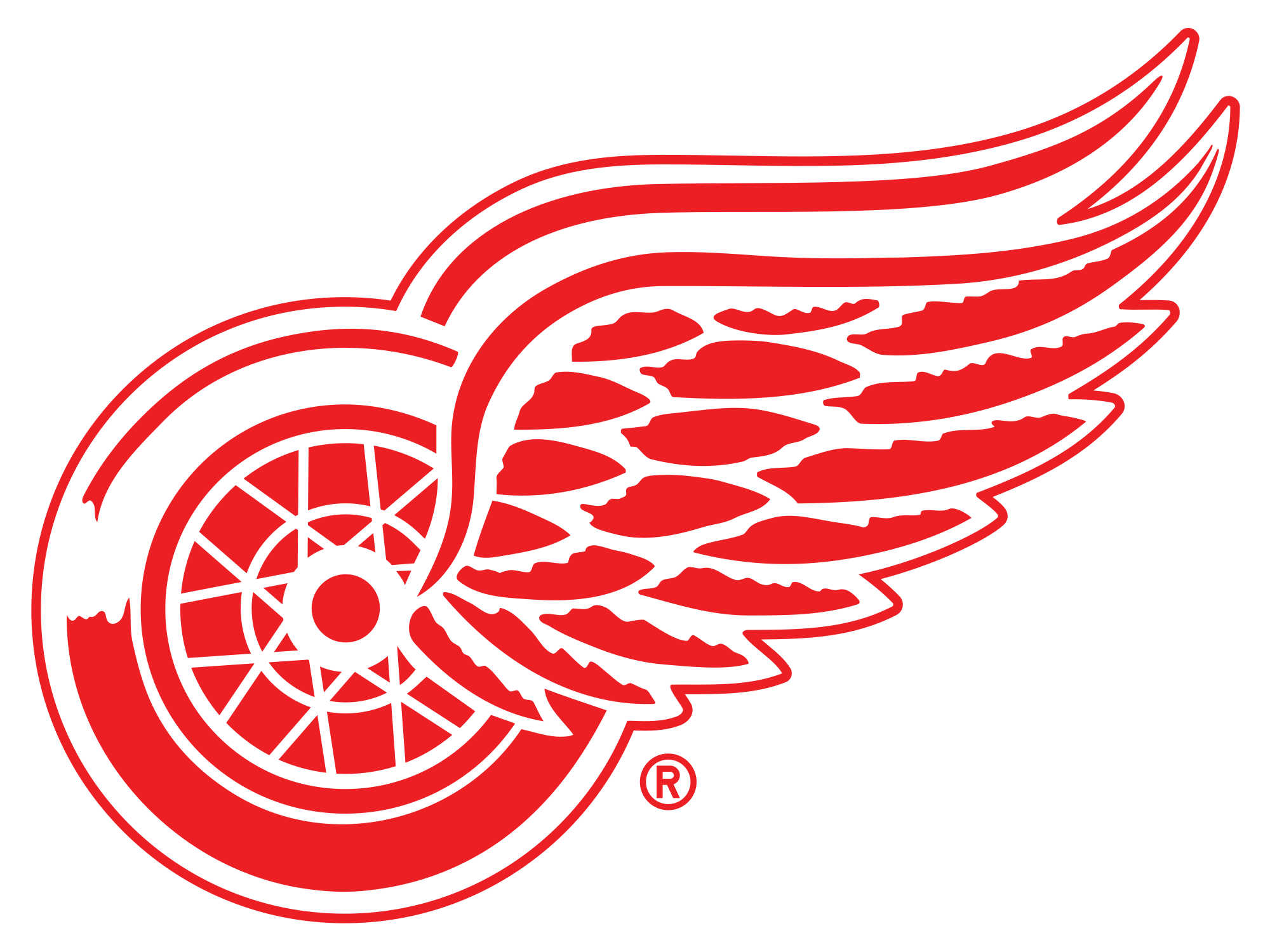 Detroit Red Wings Logo wallpapers HD