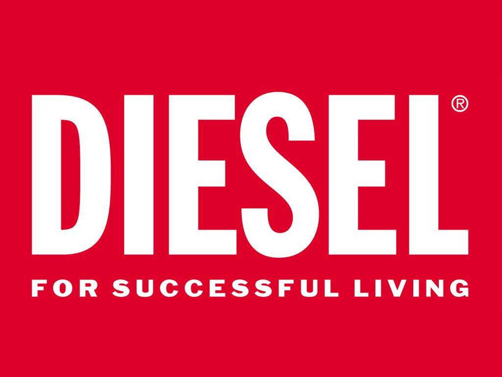 Diesel Logo wallpapers HD