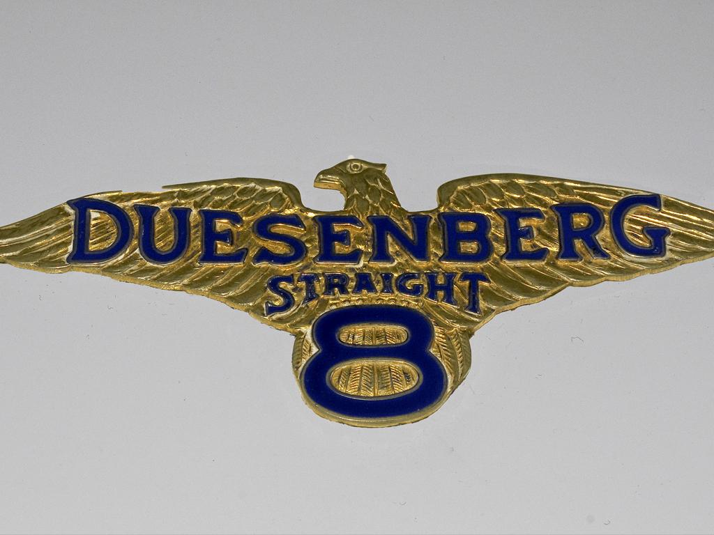 Duesenberg logo wallpapers HD