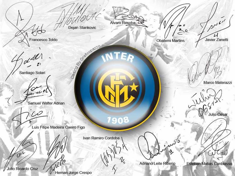 FC Internazionale Milano Symbol wallpapers HD