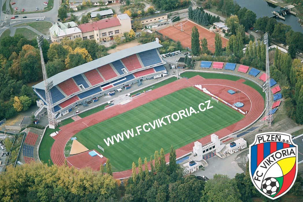FC Viktoria Plzen Symbol wallpapers HD