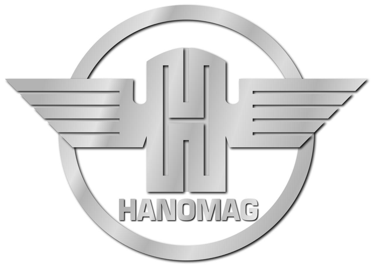 Hanomag logo wallpapers HD