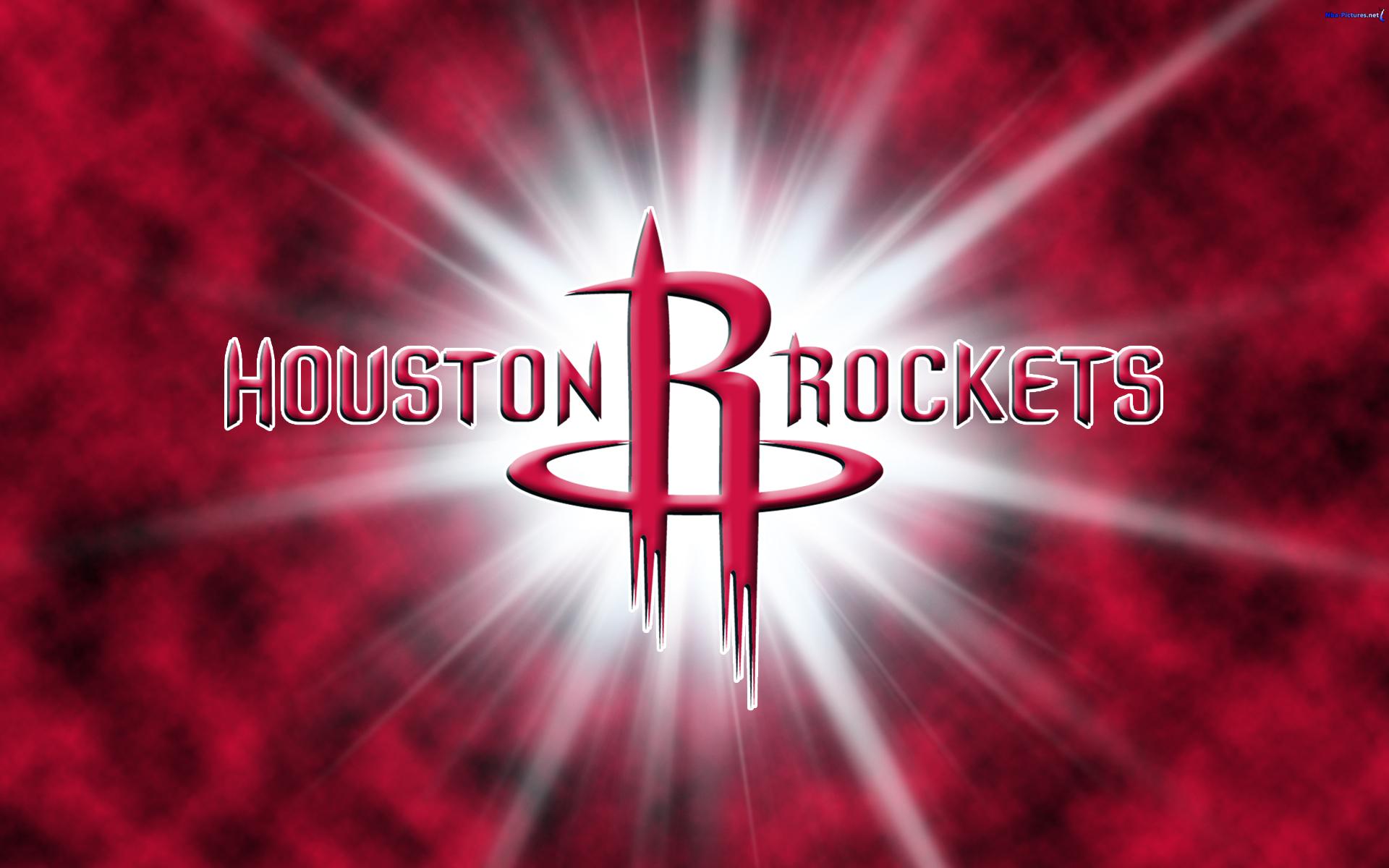 Houston Rockets Logo 3D wallpapers HD