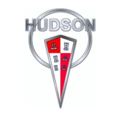 Hudson Motor logo wallpapers HD