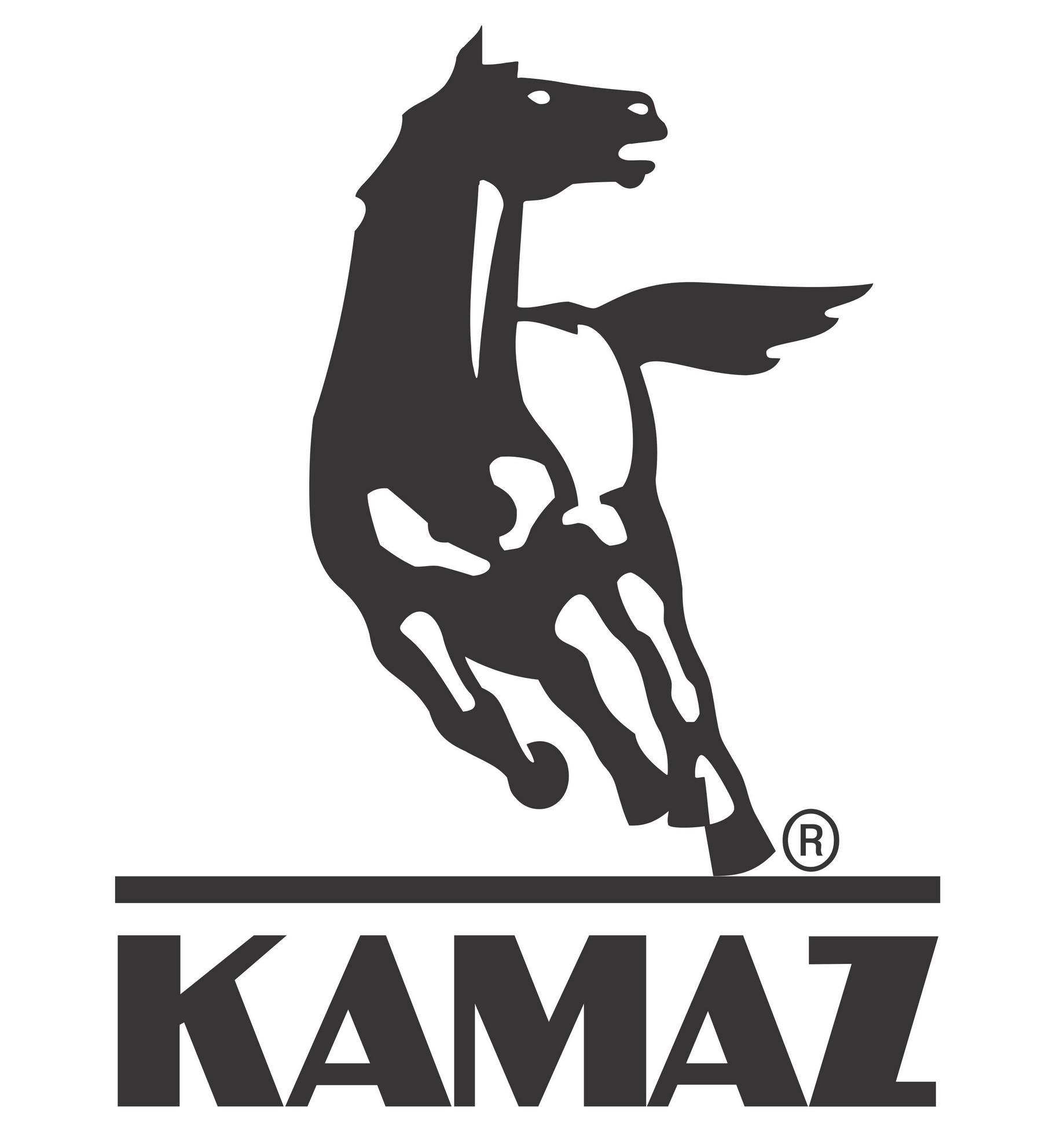 Kamaz logo wallpapers HD
