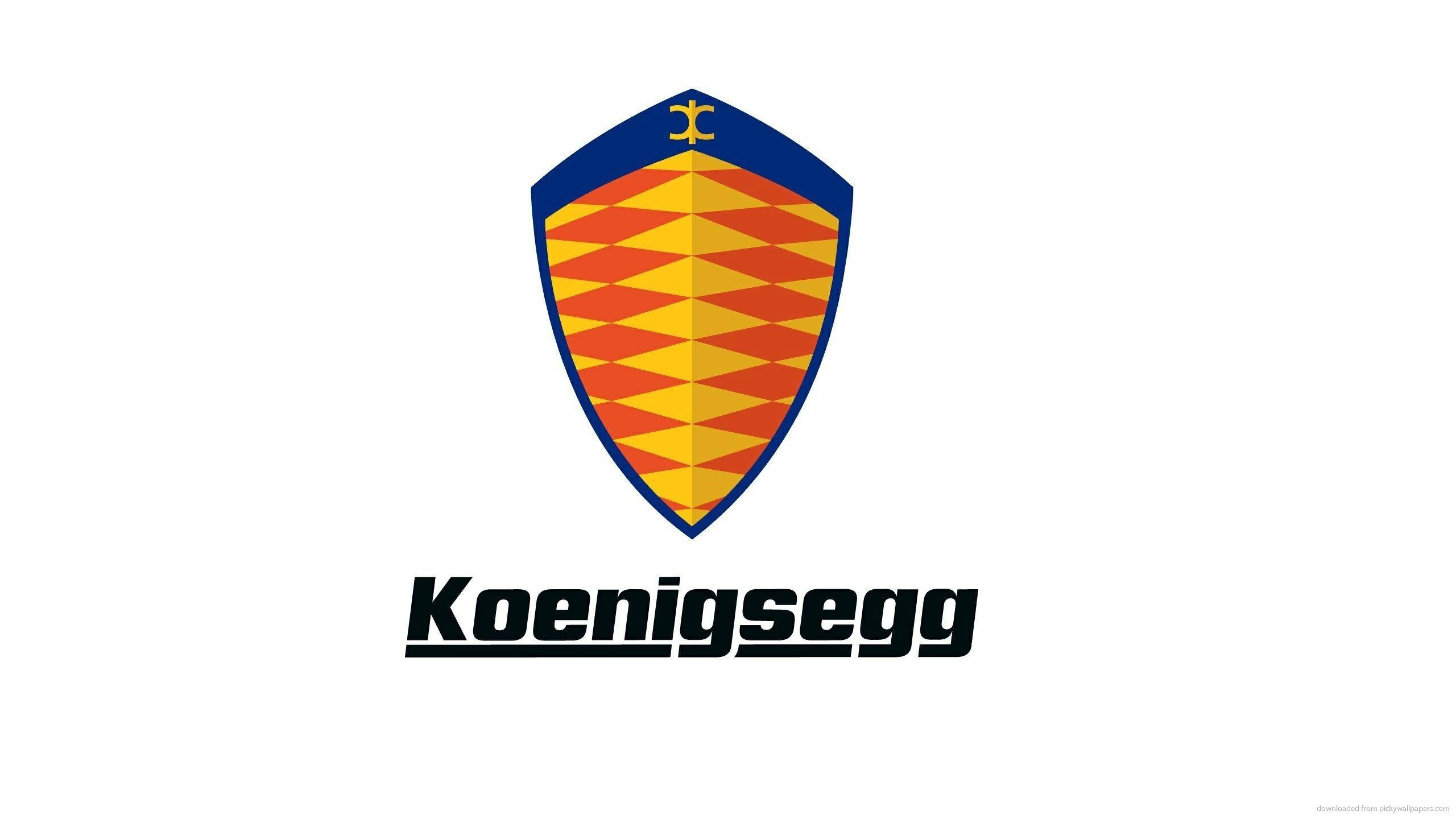 Koenigsegg logo wallpapers HD