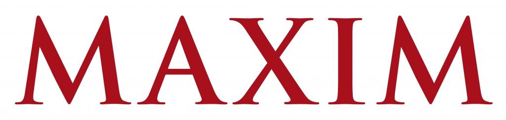 Maxim Logo wallpapers HD