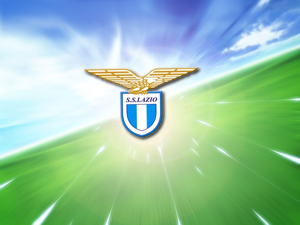 SS Lazio Logo 3D wallpapers HD