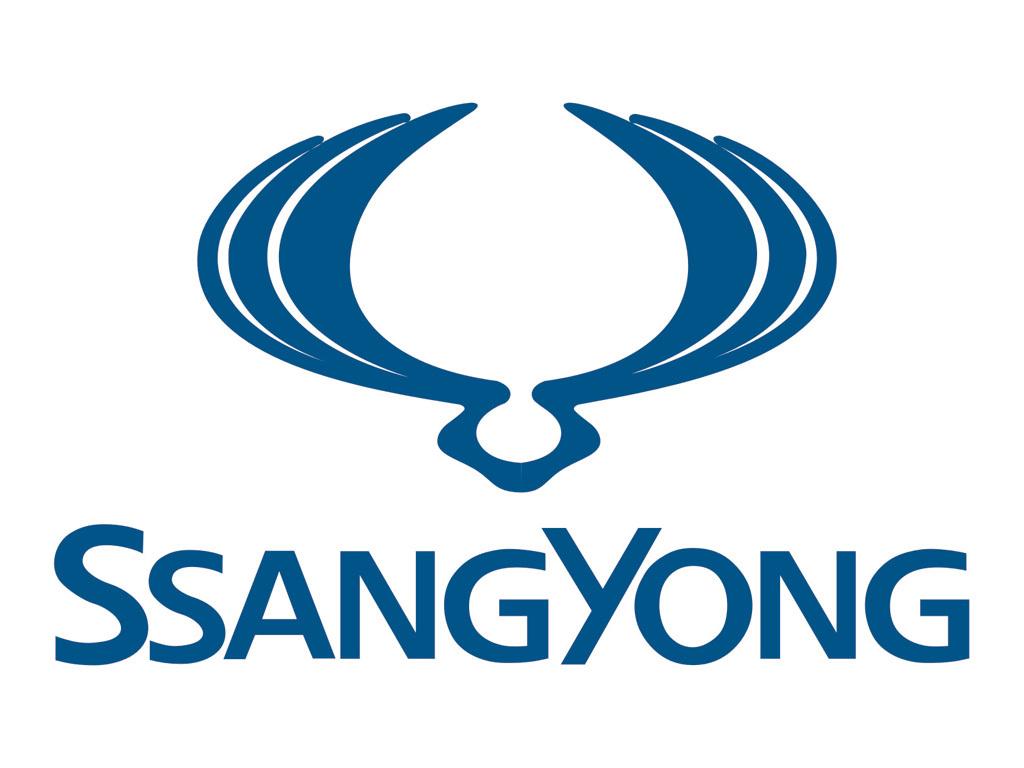 SsangYong logo wallpapers HD