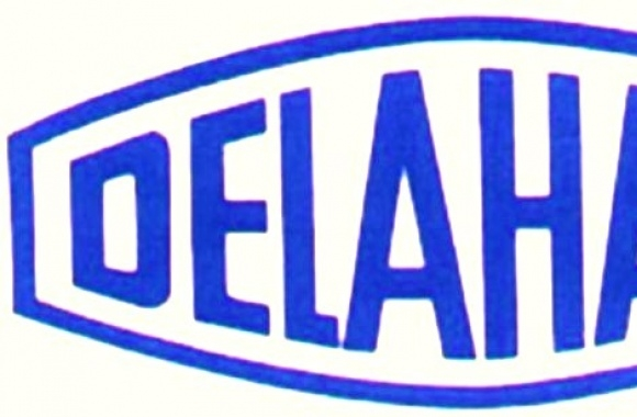 Delahaye logo download in high quality