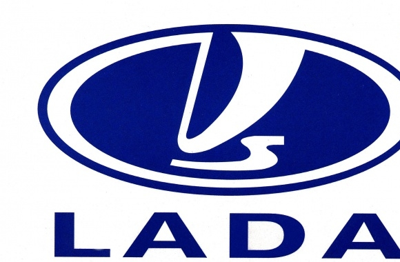 LADA logo download in high quality