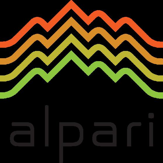 Alpari Logo wallpapers HD