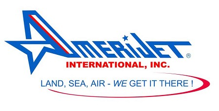 Amerijet International Logo wallpapers HD
