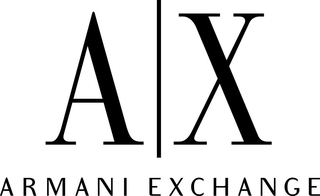 Armani Exchange Logo wallpapers HD