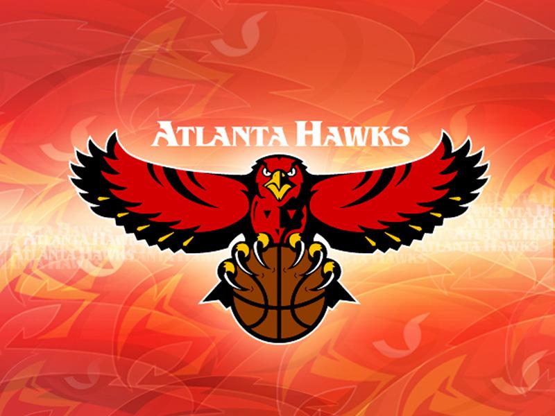 Atlanta Hawks Logo 3D wallpapers HD