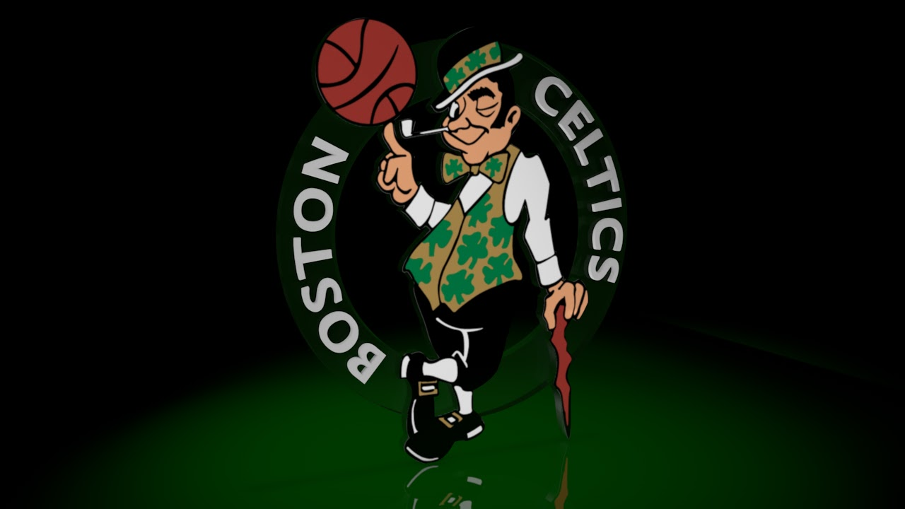 Boston Celtics Logo 3D wallpapers HD