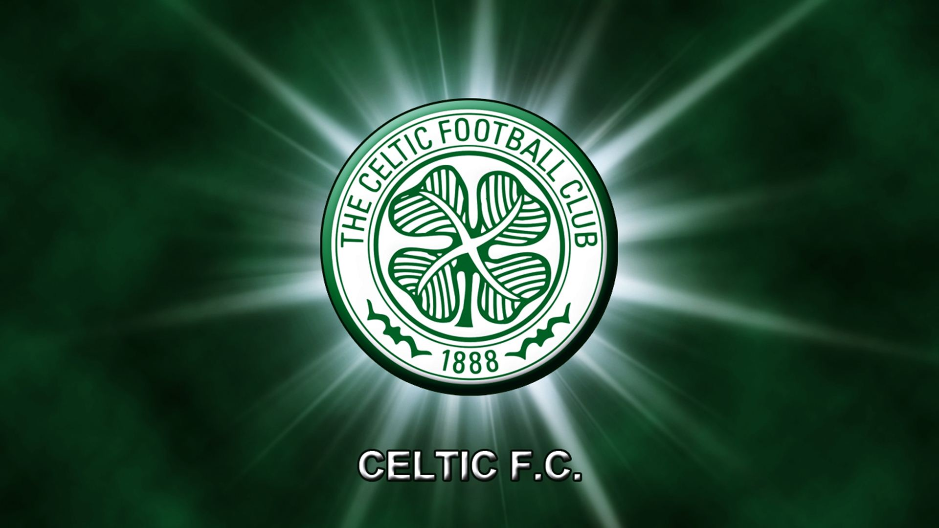 Celtic FC Logo 3D wallpapers HD