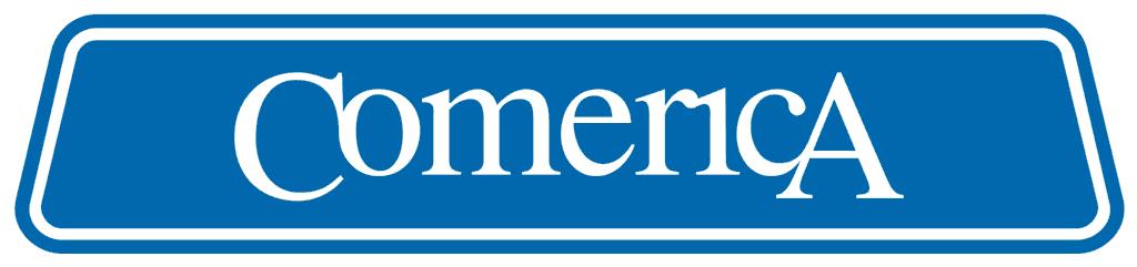 Comerica Logo wallpapers HD