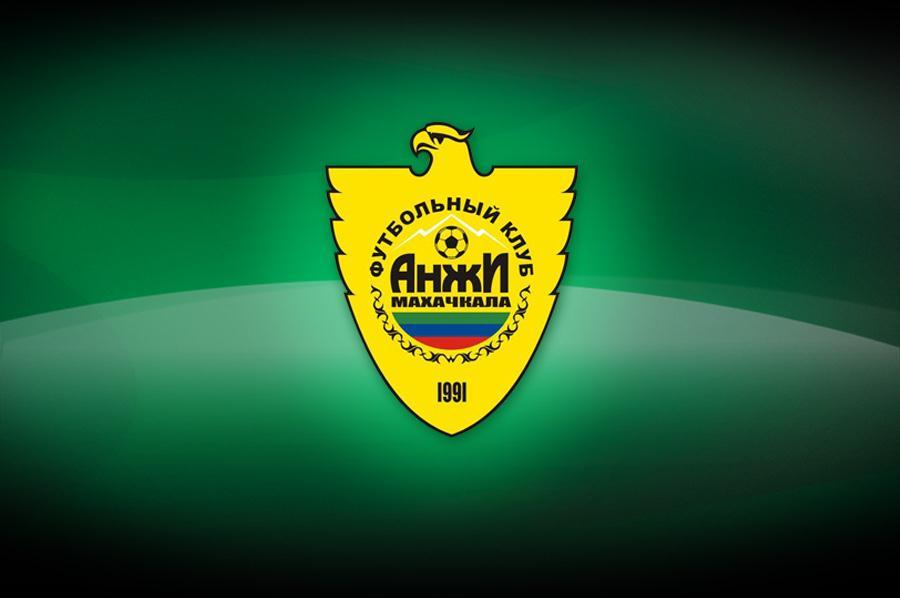 FC Anji Makhachkala Logo 3D wallpapers HD