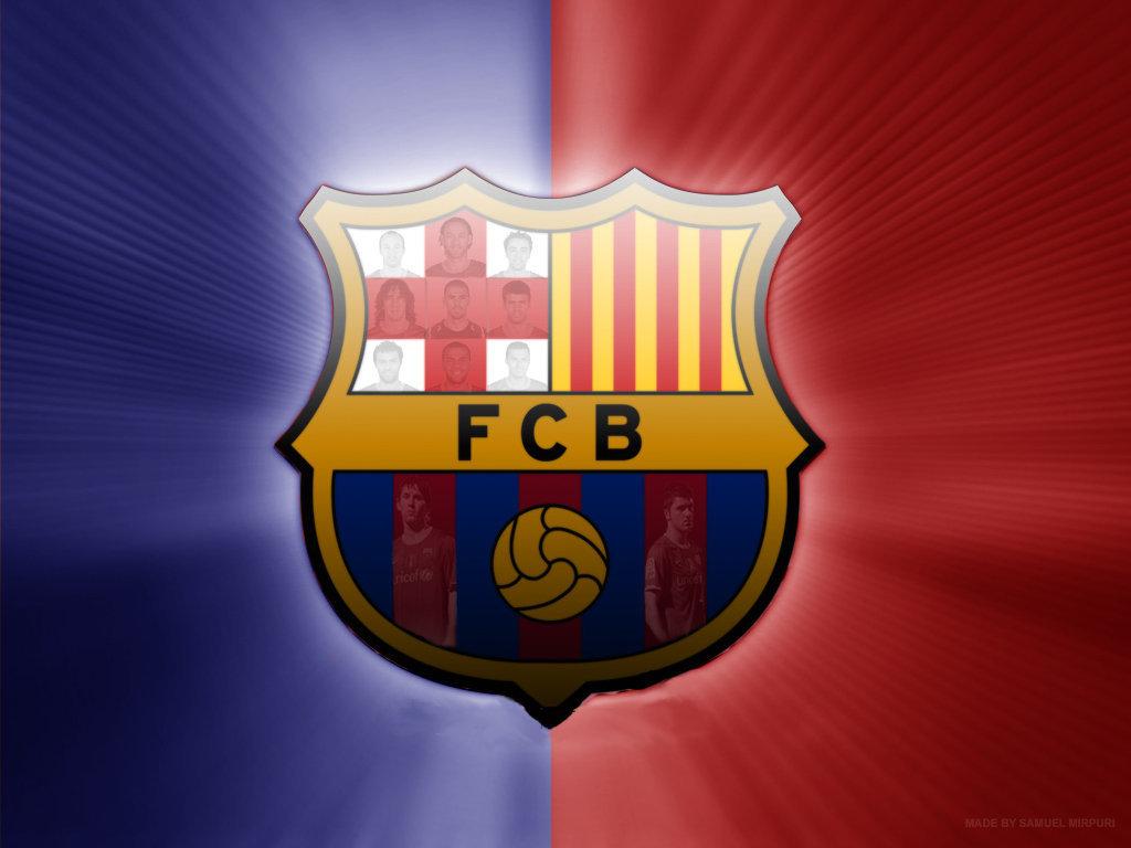FC Barcelona Logo wallpapers HD