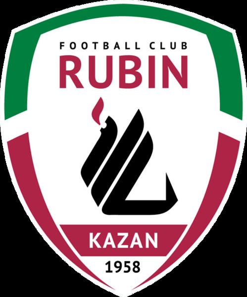 FC Rubin Kazan Logo wallpapers HD