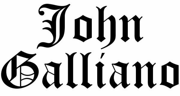 John Galliano Logo wallpapers HD