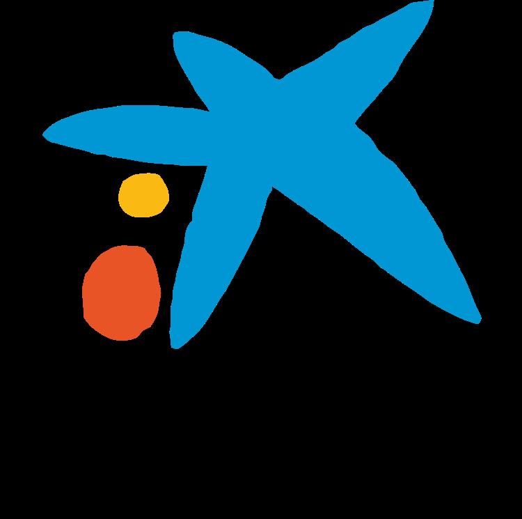 La Caixa Logo wallpapers HD