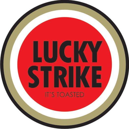 Lucky Strike logo wallpapers HD