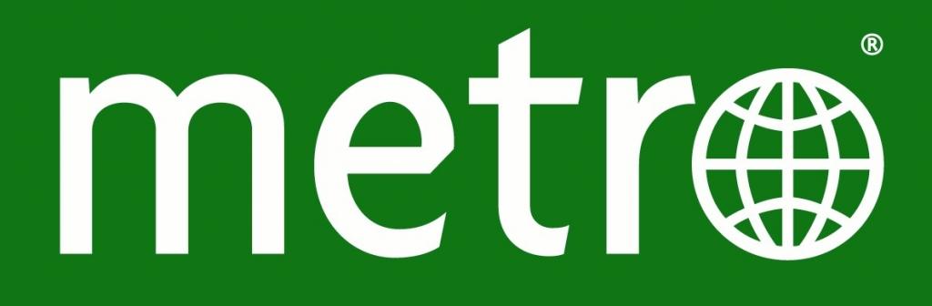 Metro Logo wallpapers HD
