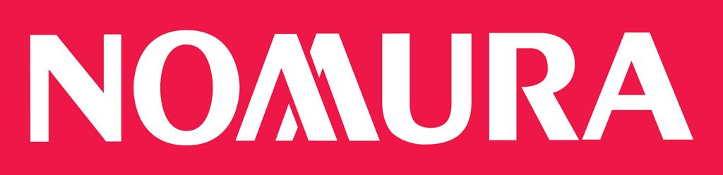 Nomura Logo wallpapers HD