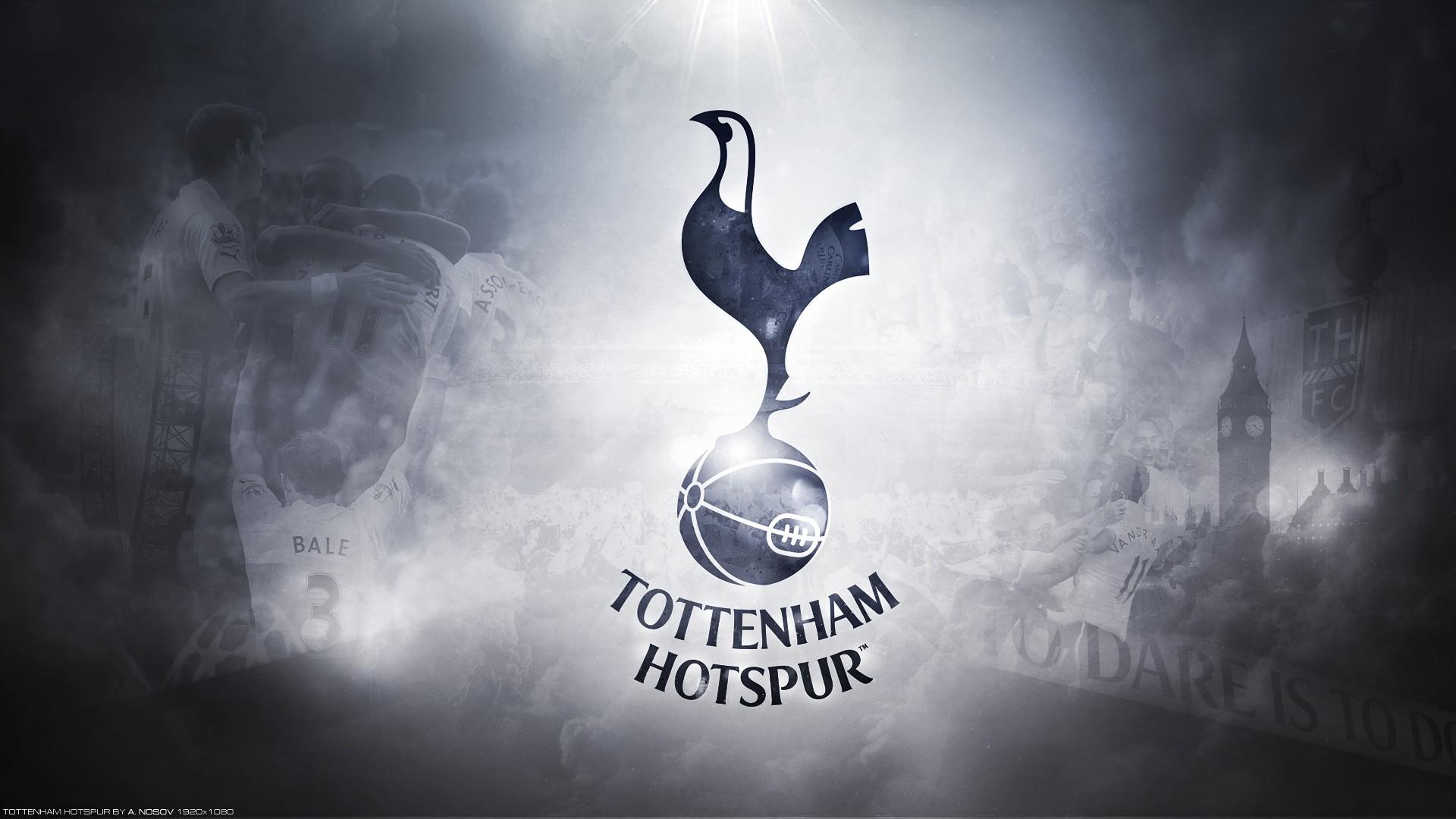 Tottenham Hotspur FC Logo 3D wallpapers HD