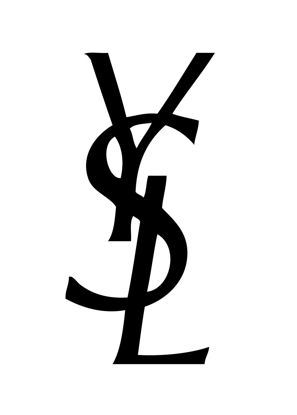 YSL Logo wallpapers HD